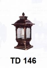 Đèn trụ cổng TD 146