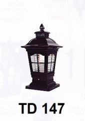 Đèn trụ cổng TD 147