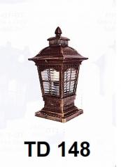 Đèn trụ cổng TD 148