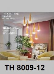 Đèn thả LED trang trí TH 8009/12