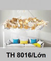 Đèn thả nghệ thuật TH 8016-LON