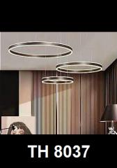 Đèn thả nghệ thuật LED TH 8037