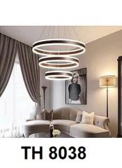 Đèn thả nghệ thuật LED TH 8038