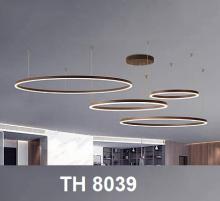 Đèn thả nghệ thuật LED TH 8039