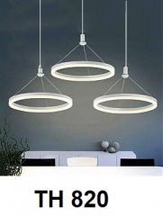 Đèn thả LED trang trí TH 820