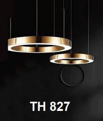 Đèn thả LED trang trí TH 827