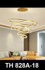 Đèn thả nghệ thuật LED TH 828A-18