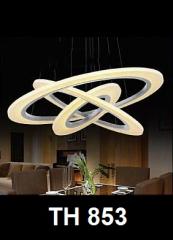 Đèn thả nghệ thuật LED TH 853