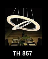 Đèn thả nghệ thuật LED TH 857
