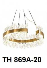 Đèn thả nghệ thuật LED TH 869A-20