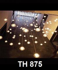 Đèn thả nghệ thuật LED TH 875