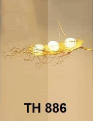 Đèn thả nghệ thuật TH 886