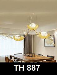Đèn thả nghệ thuật TH 887