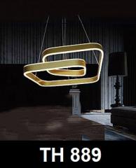 Đèn thả nghệ thuật LED TH 889