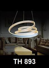 Đèn thả nghệ thuật LED TH 893