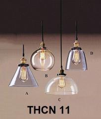 Đèn thả quán cafe THCN 11