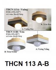 Đèn thả quán cafe THCN 113 A-B