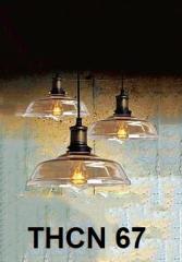 Đèn thả quán cafe THCN 67