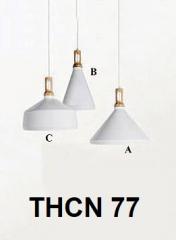Đèn thả quán cafe THCN 77