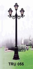 Đèn trụ sân vườn cao TRỤ 055