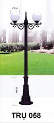 Đèn trụ sân vườn cao TRỤ 058