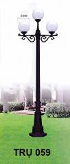 Đèn trụ sân vườn cao TRỤ 059