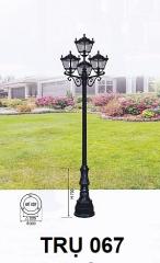 Đèn trụ sân vườn cao TRỤ 067