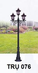 Đèn trụ sân vườn cao TRỤ 076