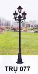 Đèn trụ sân vườn cao TRỤ 077