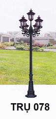 Đèn trụ sân vườn cao TRỤ 078