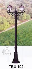 Đèn trụ sân vườn cao TRỤ 102