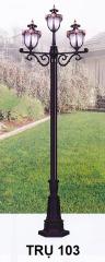 Đèn trụ sân vườn cao TRỤ 103