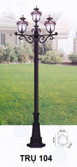 Đèn trụ sân vườn cao TRỤ 104