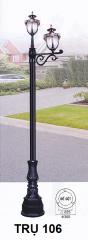 Đèn trụ sân vườn cao TRỤ 106