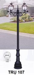 Đèn trụ sân vườn cao TRỤ 107