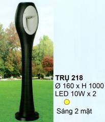 Đèn trụ thấp LED TRỤ 218