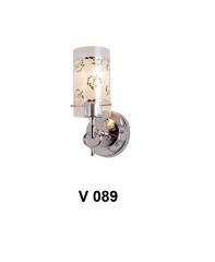 Đèn tường thủy tinh  V 089