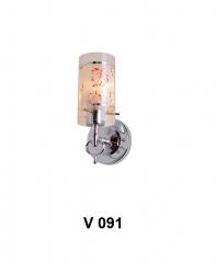 Đèn tường thủy tinh  V 091