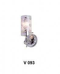 Đèn tường thủy tinh  V 093