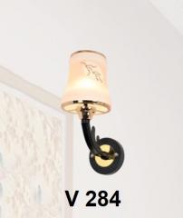 Đèn tường thủy tinh  V 284