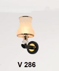 Đèn tường thủy tinh  V 286
