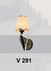 Đèn tường thủy tinh  V 291