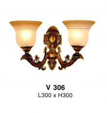 Đèn tường cổ điển V 306
