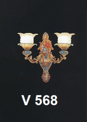 Đèn tường nến V 568