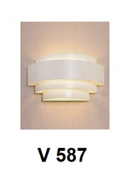 Đèn tường thủy tinh  V 587