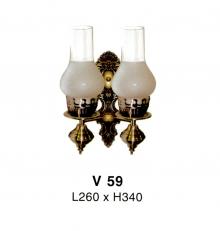 Đèn tường cổ điển V 59