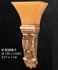 Đèn tường đồng Đèn tường đồng V 8308/1