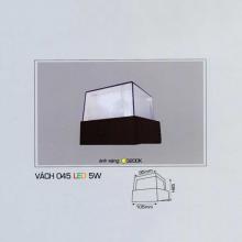 Đèn vách ngoại thất VÁCH 045 5W
