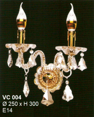 Đèn tường nến VC 004