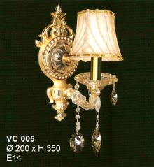 Đèn tường nến VC 005